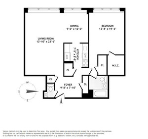 floorplan for 150 East 69th Street #PHD