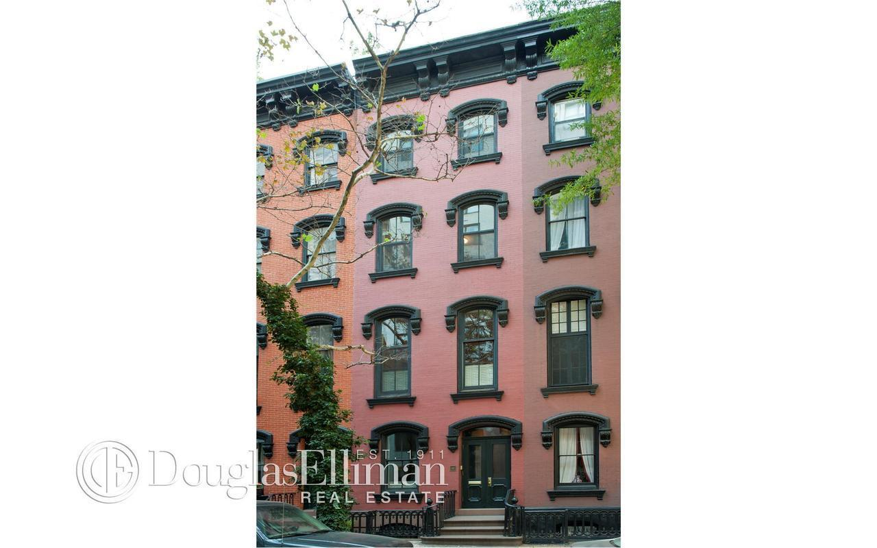141 east 18th st townhouse sale in gramercy park for Gramercy park townhouse for sale