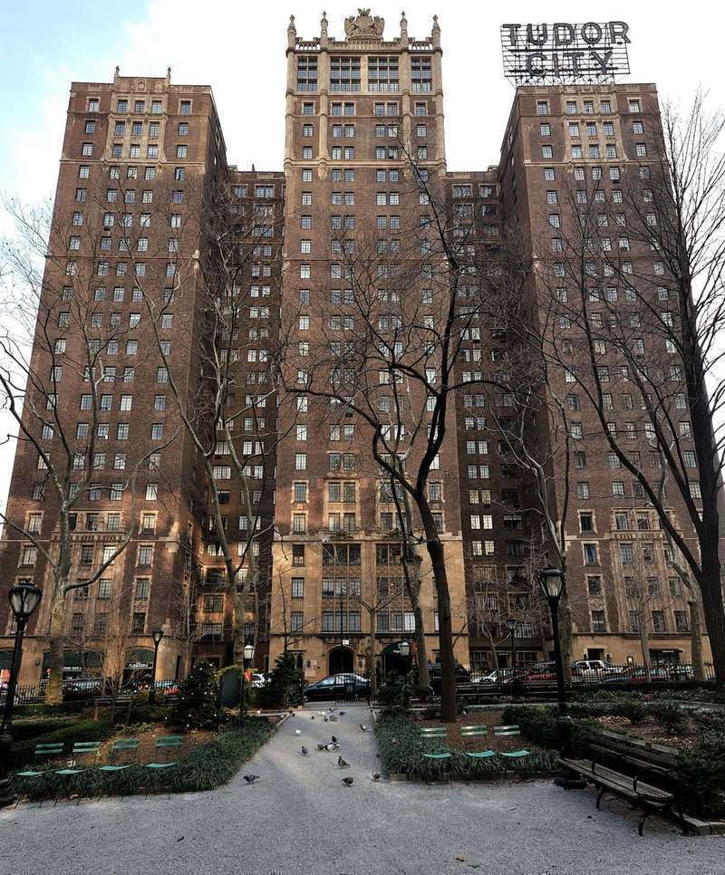 Apartment Rentals In New York City Manhattan: 45 Tudor City Place In Tudor City, Manhattan