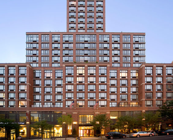 The Westport At 500 West 56th St. In Hell's Kitchen : Sales, Rentals, Floorplans