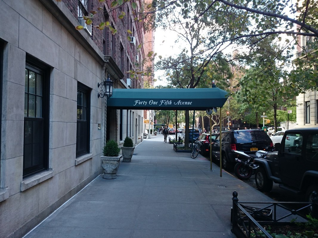 Apartment Building Floor Plans 41 Fifth Ave In Greenwich Village Sales Rentals