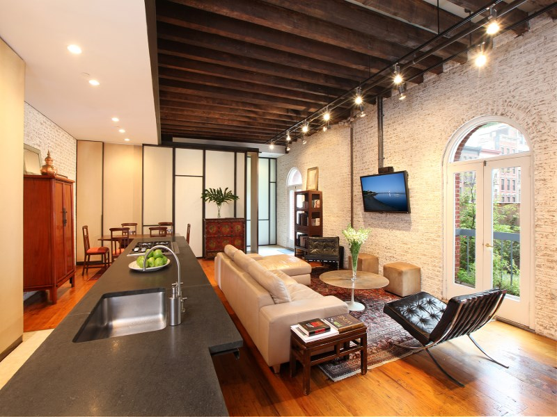 Tribeca lofts for sale enlarge enlarge image view all for Loft in manhattan for sale