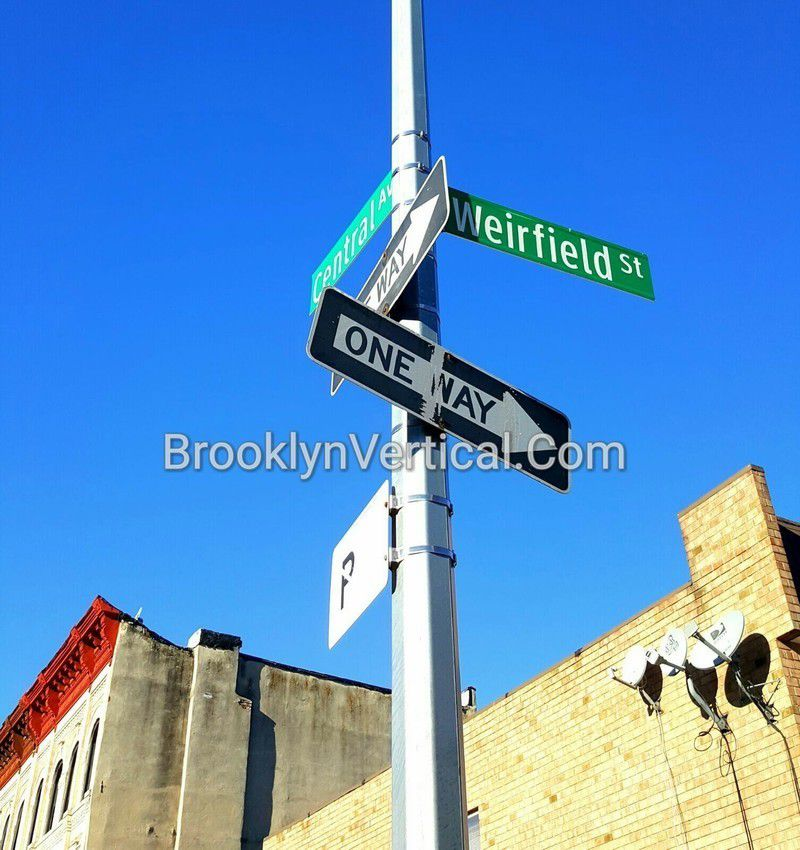 StreetEasy: 552 Central Avenue in Bushwick, #2F - Sales