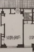 floorplan for 5 Tudor City Place