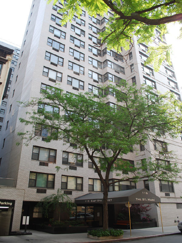 The St Mark At 115 East 9th St In East Village Sales