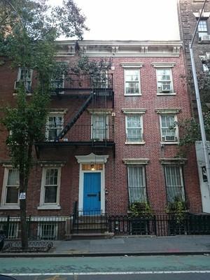 23 christopher street in west village manhattan naked for Manhattan west village apartments