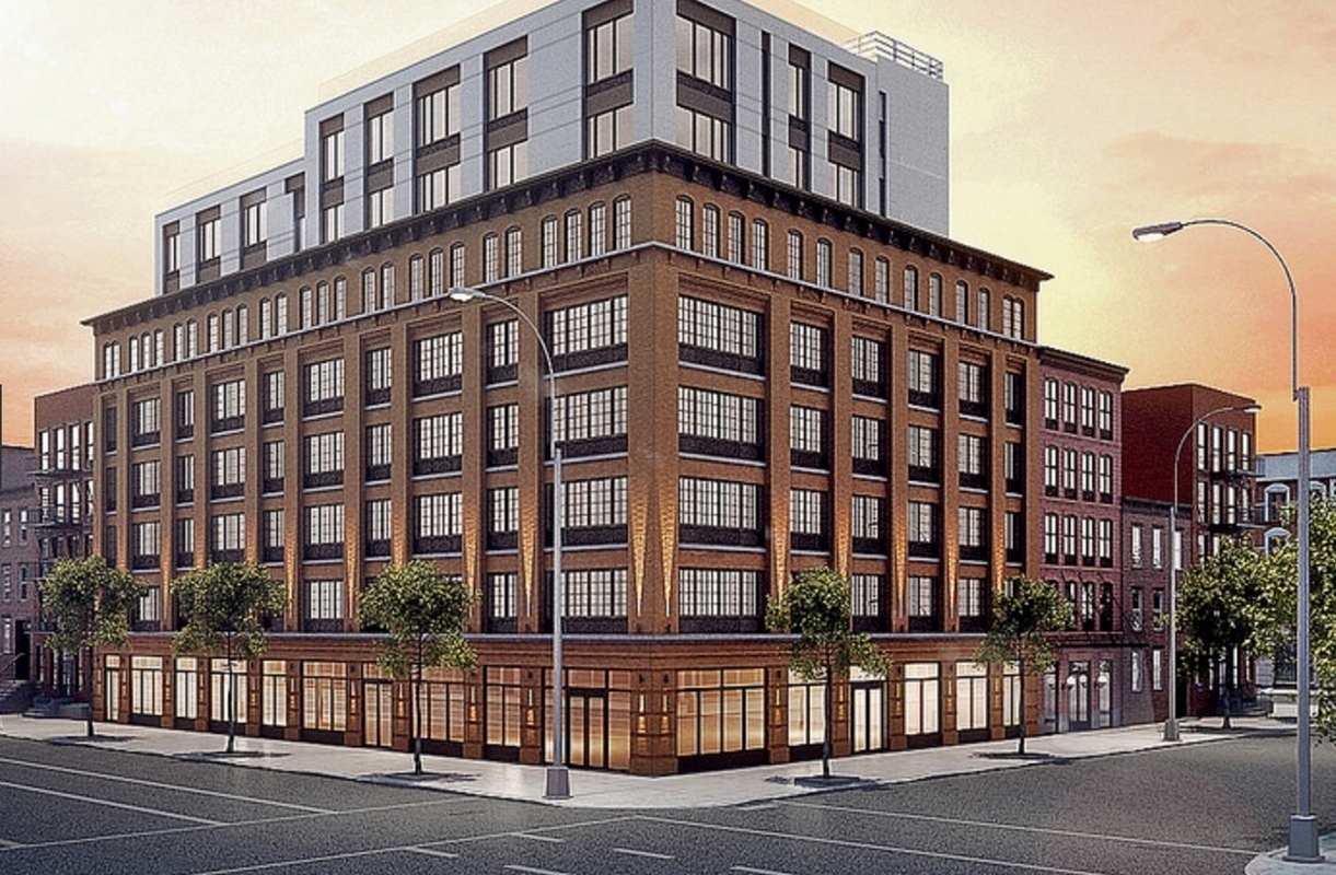 New York Apartment For Sale The Brooklyn Grand At 774 Grand St In Williamsburg