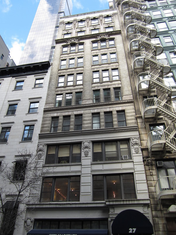 27 East 22nd St In Flatiron Sales Rentals Floorplans