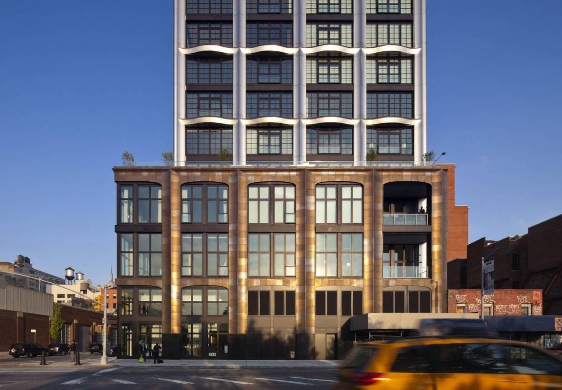 200 11th ave in west chelsea sales rentals floorplans for Modern apartments nyc