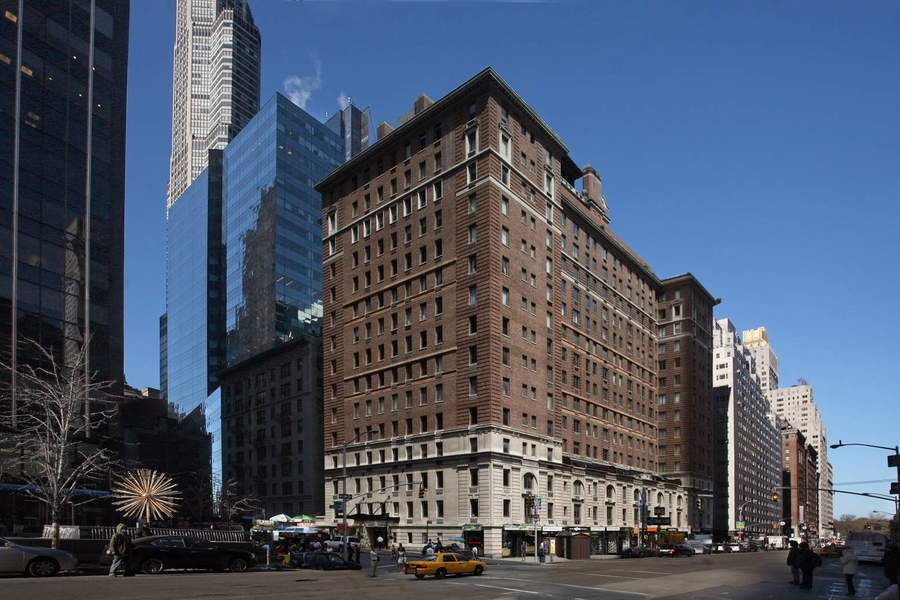 Claridge S At 101 West 55th St In Midtown Sales