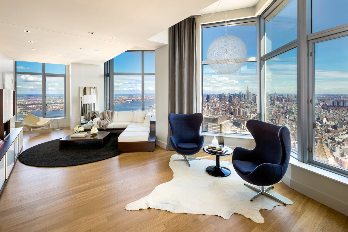 Streeteasy new york by gehry at 8 spruce street in fulton for New york penthouse rent