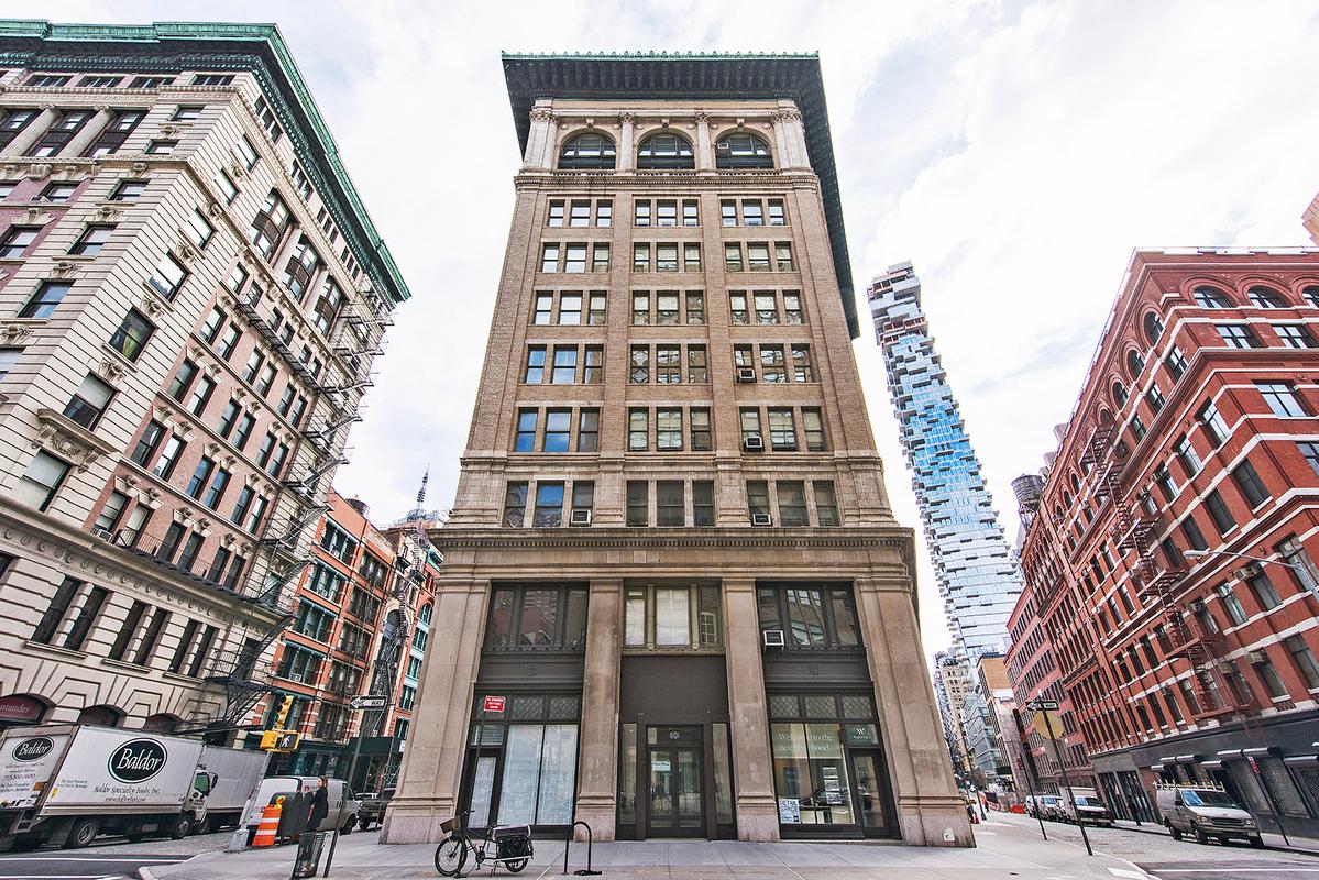 100 Hudson St In Tribeca Sales Rentals Floorplans