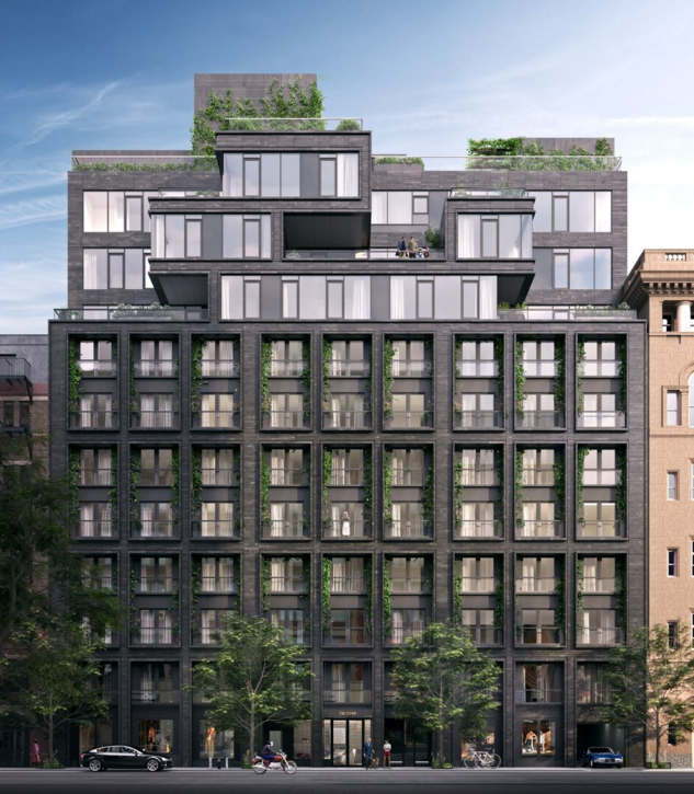 24 Manhattan Apartment Floor Plans The 11 Most: The Flynn At 155 West 18th St. In Chelsea : Sales, Rentals