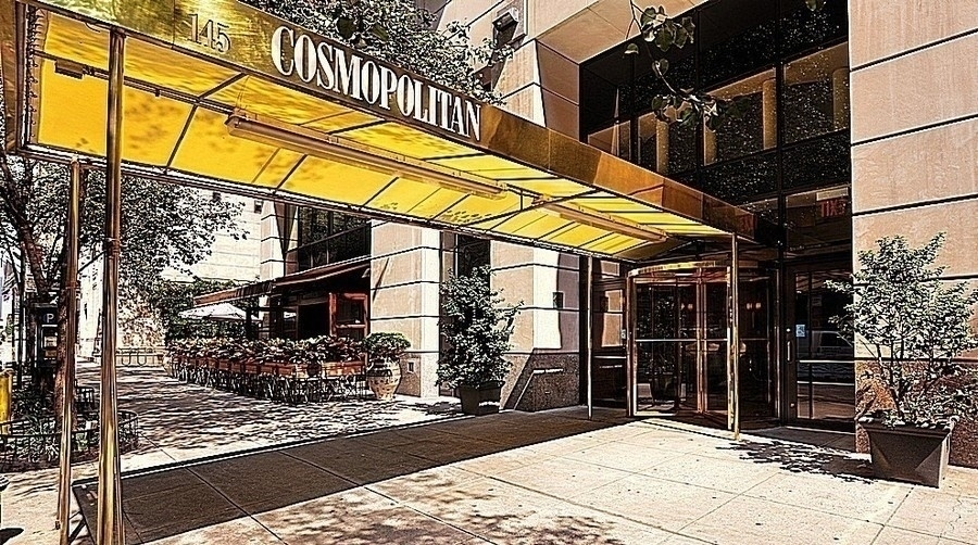 The Cosmopolitan At 145 East 48th St In Turtle Bay