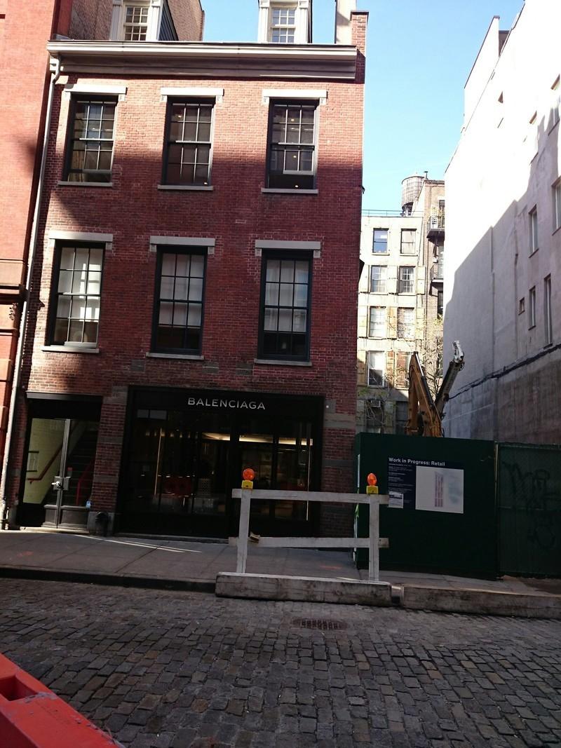 149 mercer st in soho sales rentals floorplans streeteasy. Black Bedroom Furniture Sets. Home Design Ideas
