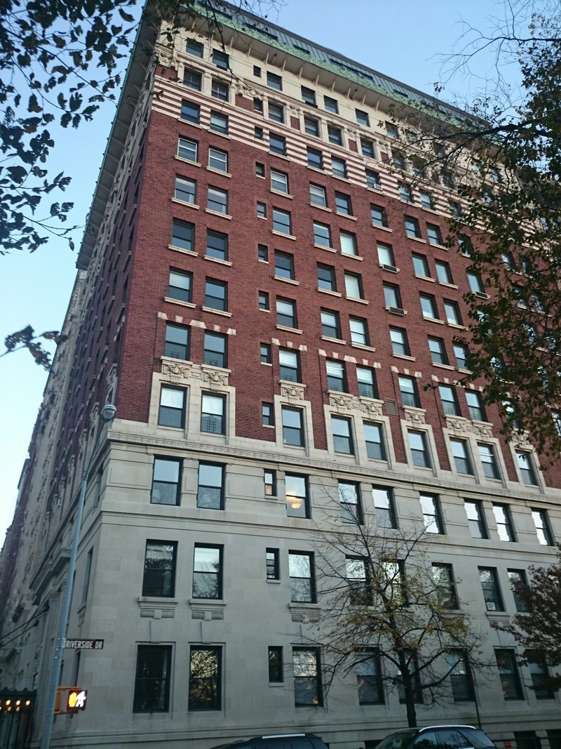 Riverside Drive Nyc Apartments For Rent