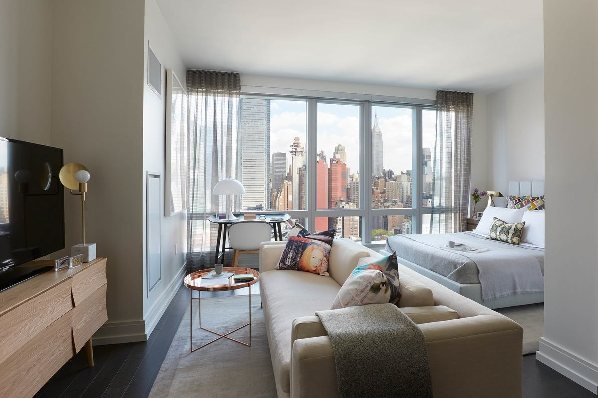 555TEN at 555 10th Ave. in Hudson Yards : Sales, Rentals ...