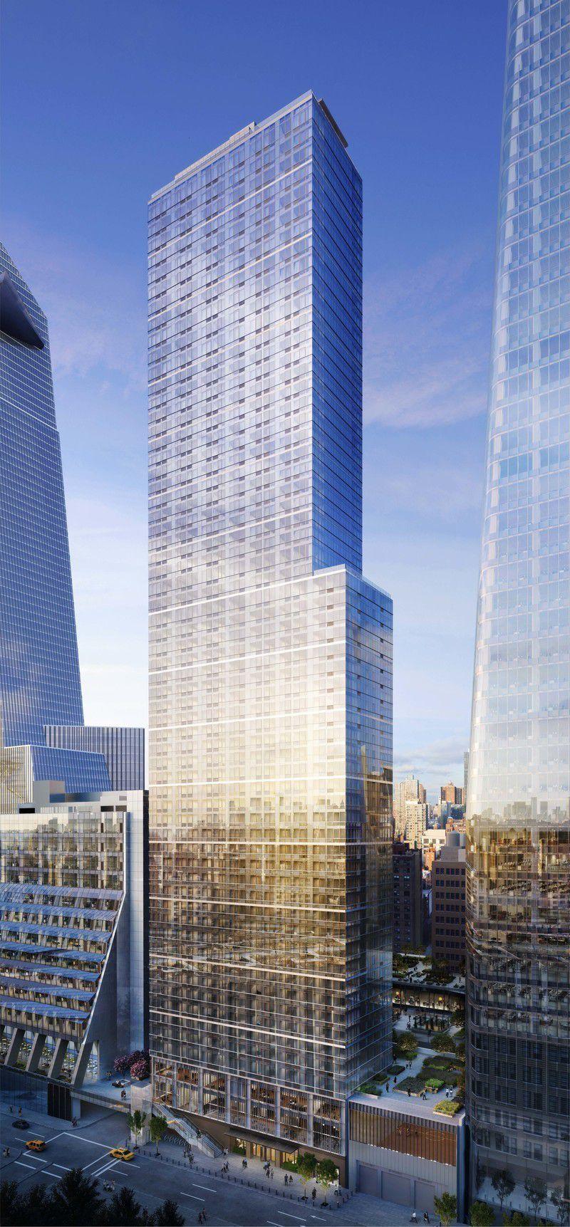 10 Hudson Yards Floor 18 New York Ny 10001