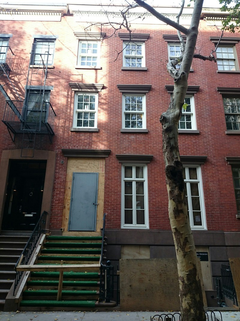 75 jane street in west village manhattan naked apartments for Manhattan west village apartments