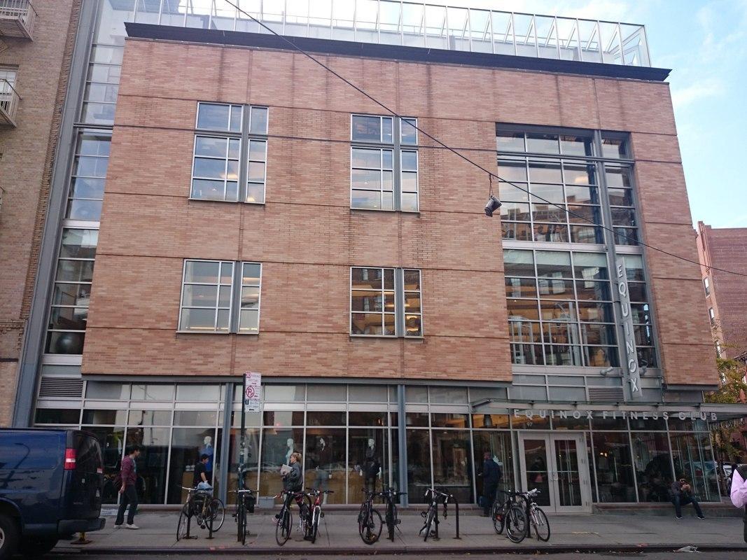 97 greenwich avenue in west village manhattan naked for Manhattan west village apartments