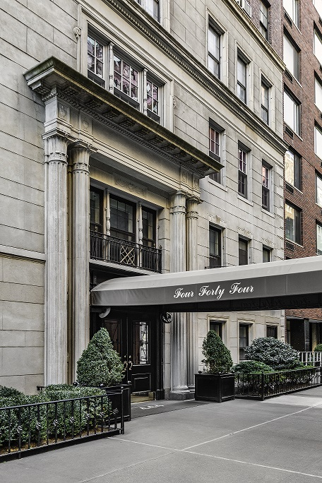 Condo In Sutton Place 444 East 57th Street 4d