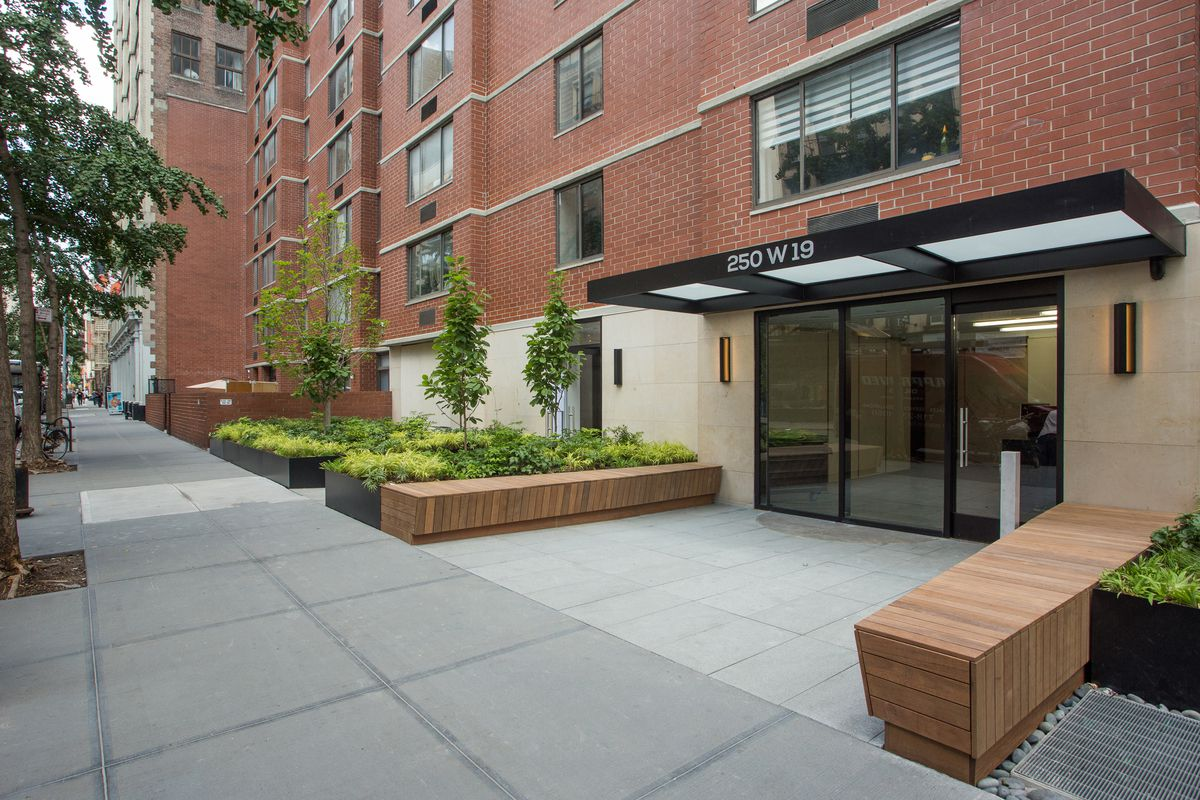 the grove at 250 west 19th st. in chelsea : sales, rentals