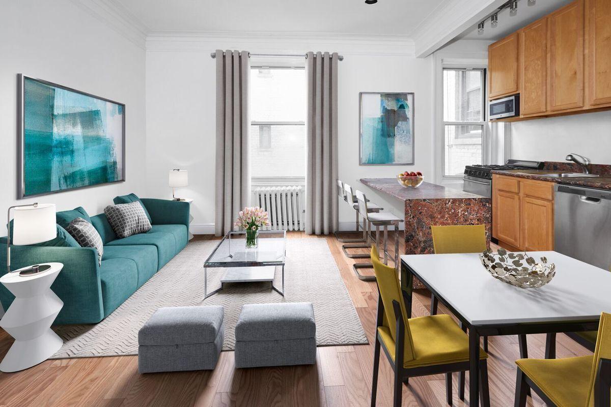 59 Pineapple Street #2L in Brooklyn Heights, Brooklyn | StreetEasy
