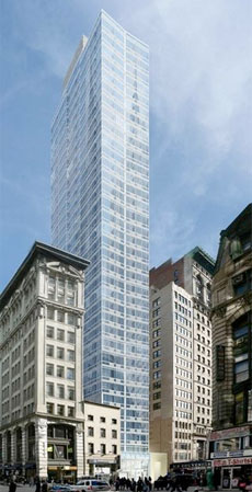 The Dylan At 309 Fifth Ave In Midtown South Sales