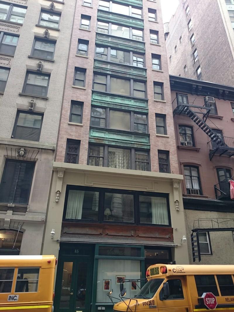 15 west 17th st in flatiron sales rentals floorplans for 14 wall street 20th floor new york