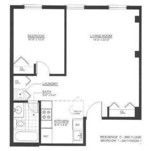 Streeteasy 936 fulton street in clinton hill 3d sales for Bedroom window code