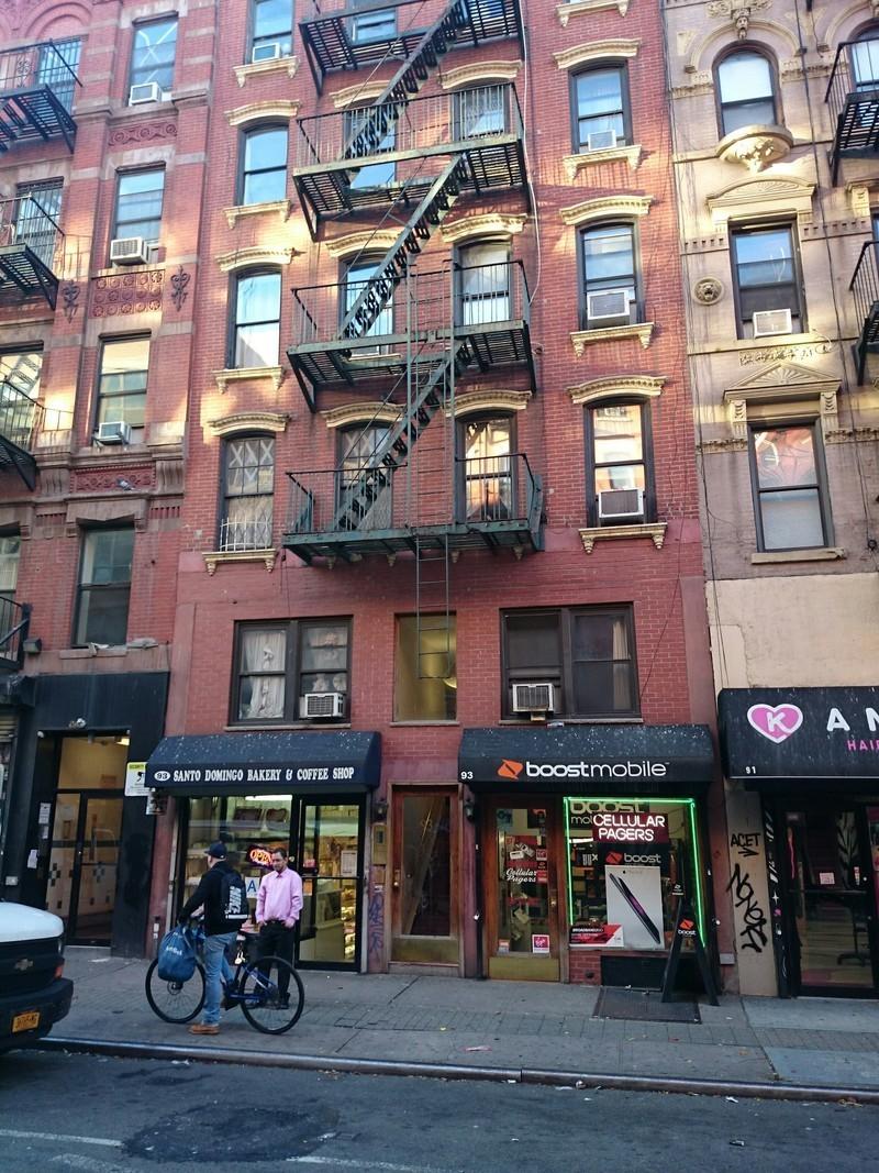93 clinton street