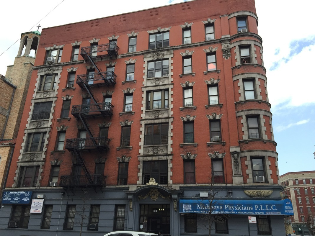 130 Wadsworth Ave In Washington Heights Sales Rentals