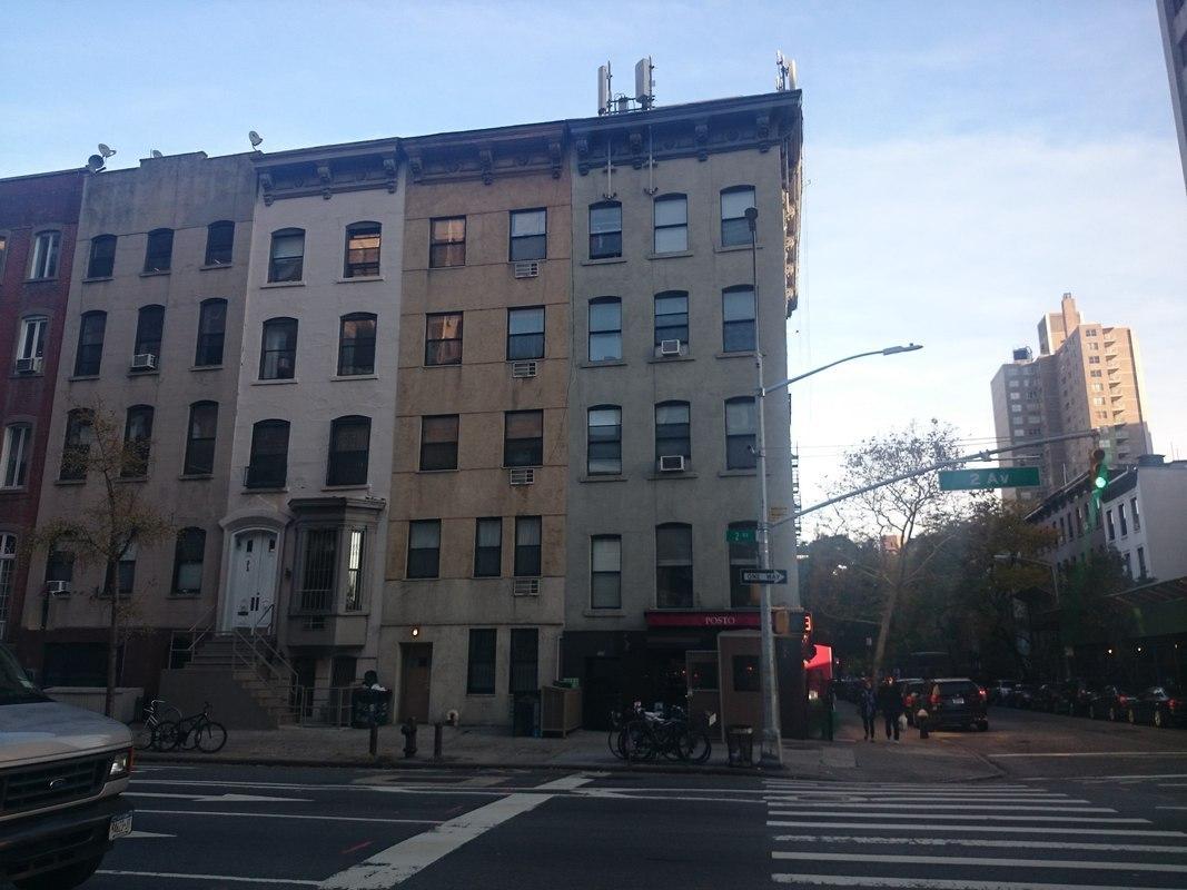 Insurent Buildings Nyc