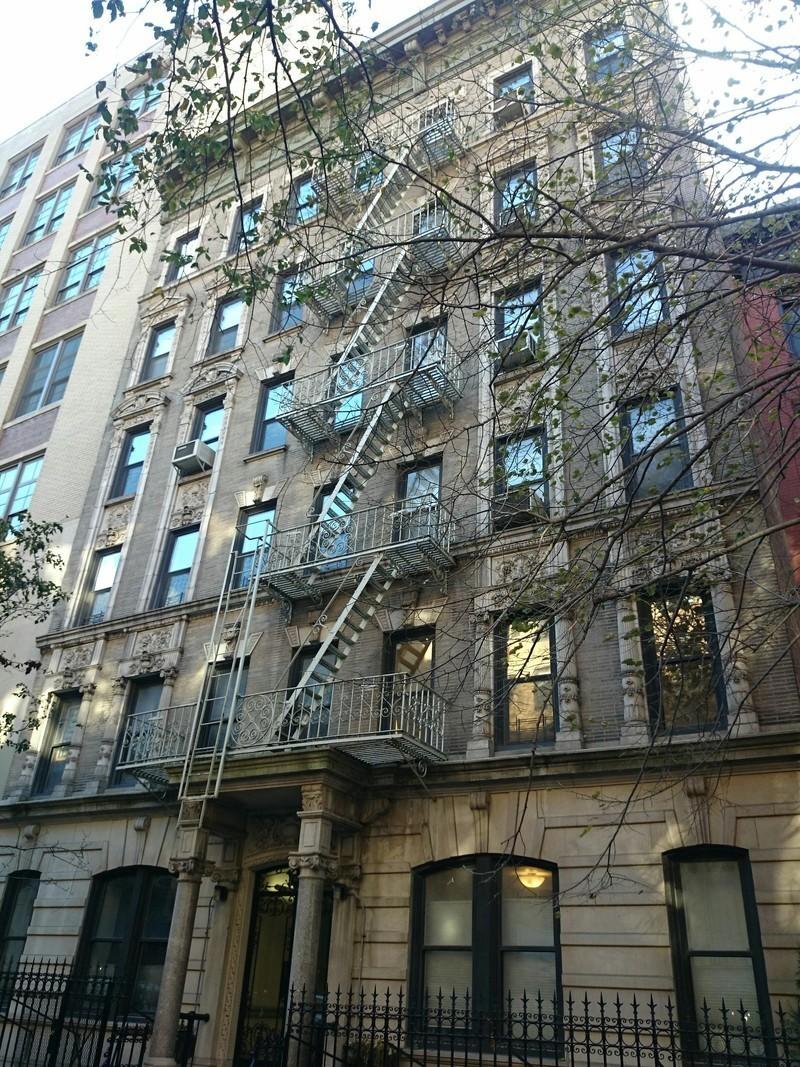 254 West 25th St In Chelsea Sales Rentals Floorplans