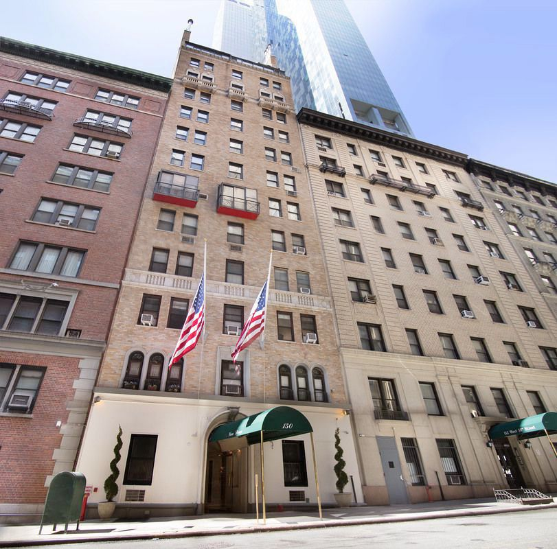Section 8 Apartments Nyc: The Van Dorn At 150 West 58th St. In Midtown : Sales