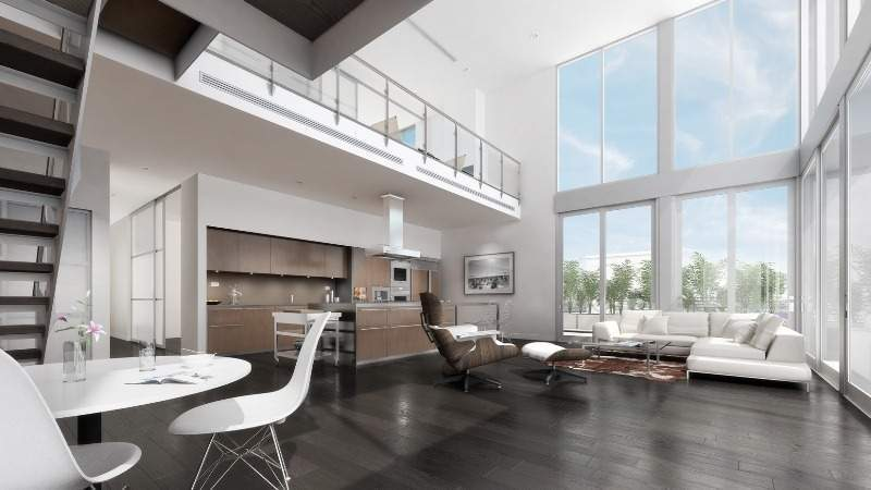 Lifesaver lofts at 120 eleventh ave in west chelsea for Nyc luxury condos for sale