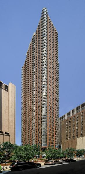 Tribeca Tower at 105 Duane Street in Tribeca