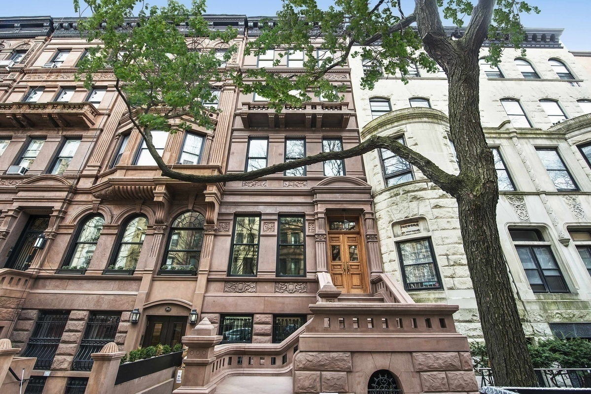 38 West 87th St In Upper West Side Sales Rentals Floorplans