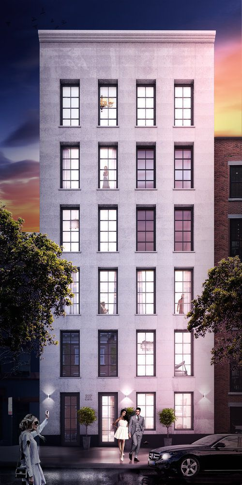 Building 227 East 67th Street