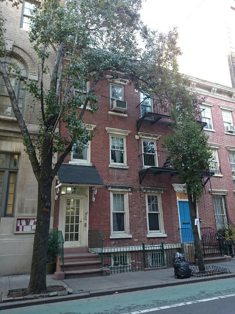 25 christopher street in west village manhattan naked for Manhattan west village apartments