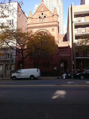 Catholic Apostolic Church At 417 West 57th St In Hell S