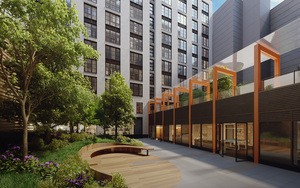 535w43 at 535 west 43rd st in hell 39 s kitchen sales - Parking garages near madison square garden ...