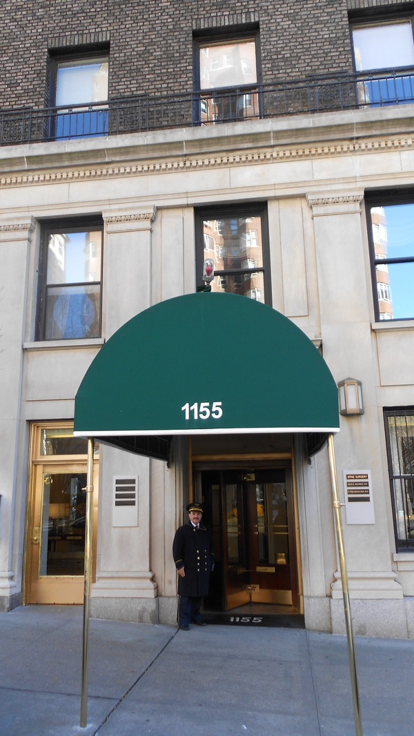 1155 Park Ave. In Carnegie Hill : Sales, Rentals