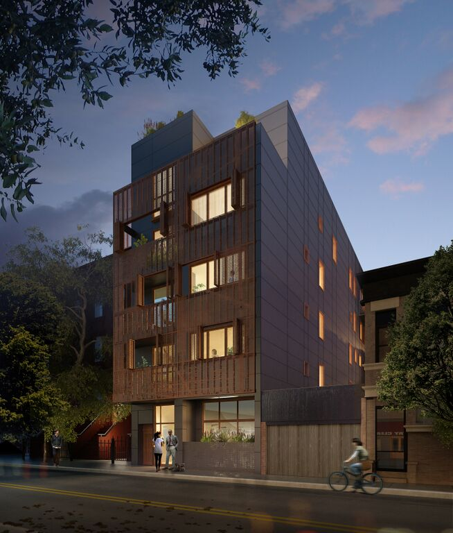 Rent Condo Nyc: Aperture 538 At 538 Washington Ave. In Clinton Hill