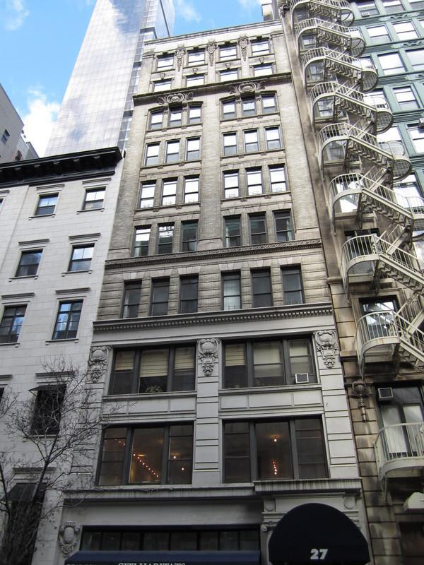 27 East 22nd St In Flatiron Sales Rentals Floorplans