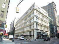 67 East 11th Street in Greenwich Village