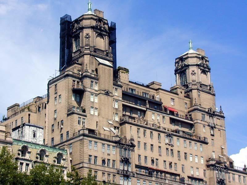 Central Park West Apartment Buildings