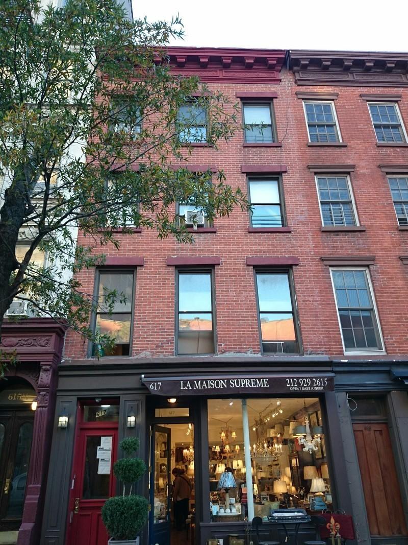 Property 617 Hudson Street