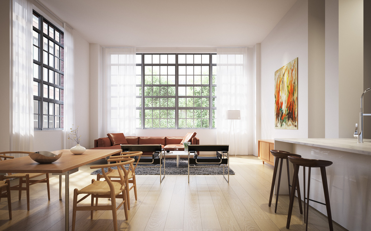200 Water Street in DUMBO, Brooklyn | Naked Apartments