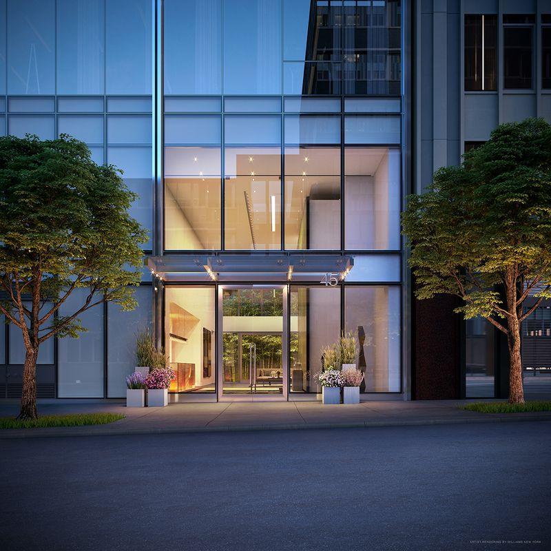 Places To Rent In New York: 45 Park Pl. In Tribeca : Sales, Rentals, Floorplans